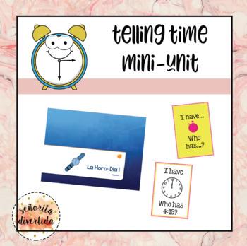 Telling Time Mini-Unit