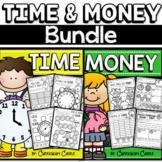 Telling Time & Money BUNDLE