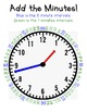 Telling Time - Nearest 5 and 1 Minute