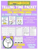 Telling Time Packet