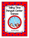 Telling Time Penguin Center Games