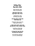 Telling Time Poem By Jules Older