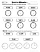 Telling Time Power Point with Worksheets