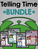Telling Time Practice Bundle