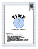 Telling Time Printables