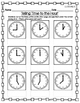 Telling Time Printables Pack