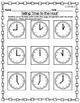 Telling Time Printables Pack