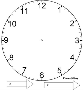 Telling Time Project