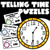 Telling Time Puzzles