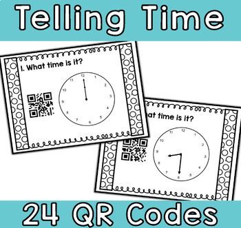 Time QR Code