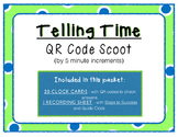 Telling Time QR Code Scoot