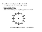 Quarter After, Quarter Till, Half Past - Telling Time with an Analog Clock