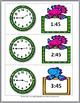 Dinosaur Math - Telling Time - Quarter Past & Quarter Of