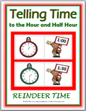 Telling Time to the Hour & Telling Time to the Half Hour