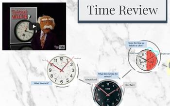 Prezi:Telling Time Review
