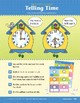 Telling Time (Take It to Your Seat Centers Common Core Math)
