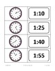 Telling Time Task Cards - 5 Minute Increments