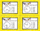 Telling Time Task Cards - To the Five Minutes