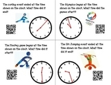 Telling Time The Olympic Way