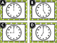 Telling Time SCOOT, Concentration & Clip Cards --- Time to