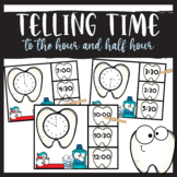 Telling Time To The Hour And Half Hour Dental Health