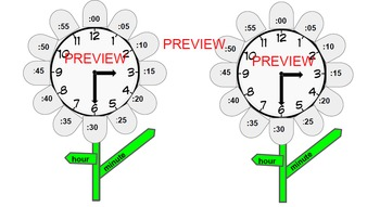 Telling Time Tool