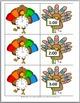 Telling Time to the Hour & Telling Time to the Half Hour -Fall Math- Autumn Math