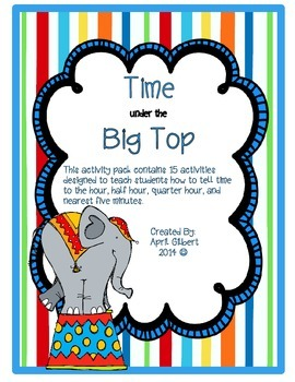 Telling Time Under the Big Top