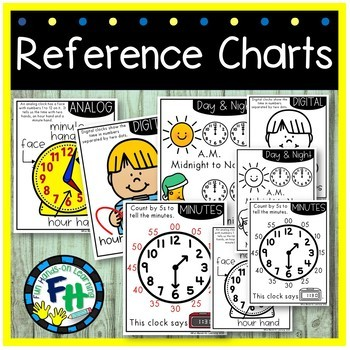 Telling Time {Unit 11} Early Learners Math Curriculum