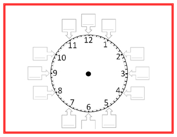 Telling Time Unit Go Math warm up exit ticket do now