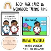Telling Time Virtual and Hardcopy Bundle!