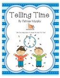 Telling Time- We Give Books