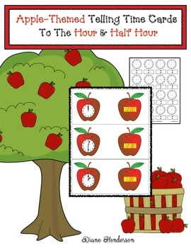 Telling Time With Apples