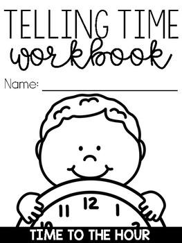 Telling Time Workbook