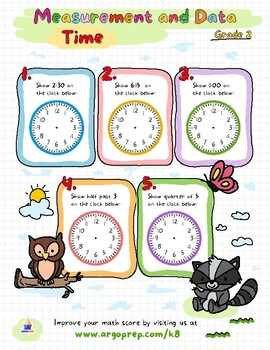 Telling Time Worksheet Grade 2