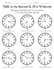 Telling Time Worksheets - All Intervals