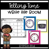 Telling Time Write the Room