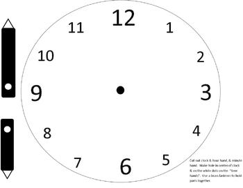 Telling Time! by I Can Learn