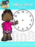 Telling Time (by the Hour)