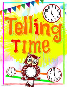 Telling Time for Children