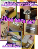 Telling Time in Spanish - ¿Qué hora es?