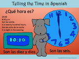 Telling Time in Spanish with Pepper the Pooch