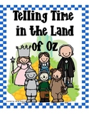 Telling Time in the Land of Oz Booklet