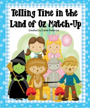 Telling Time in the Land of Oz Bundle