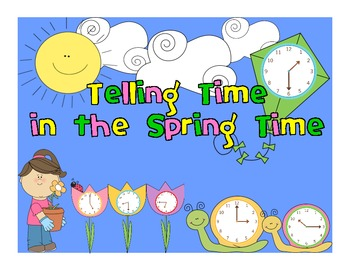 Telling Time in the Spring Time