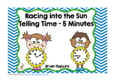 Telling Time to the 5 Minutes Game