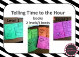 Telling Time to the Hour Books