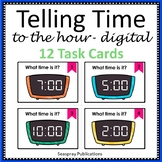 Telling Time to the Hour - Digital