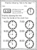 Telling Time to the Hour & Half-Hour