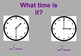 Telling Time to the Hour and Half Hour (Promethean Flipchart)